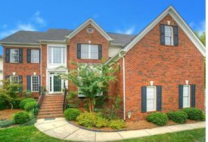 house in northstone huntersville nc