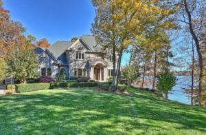 house in pinnacle shores mooresville nc