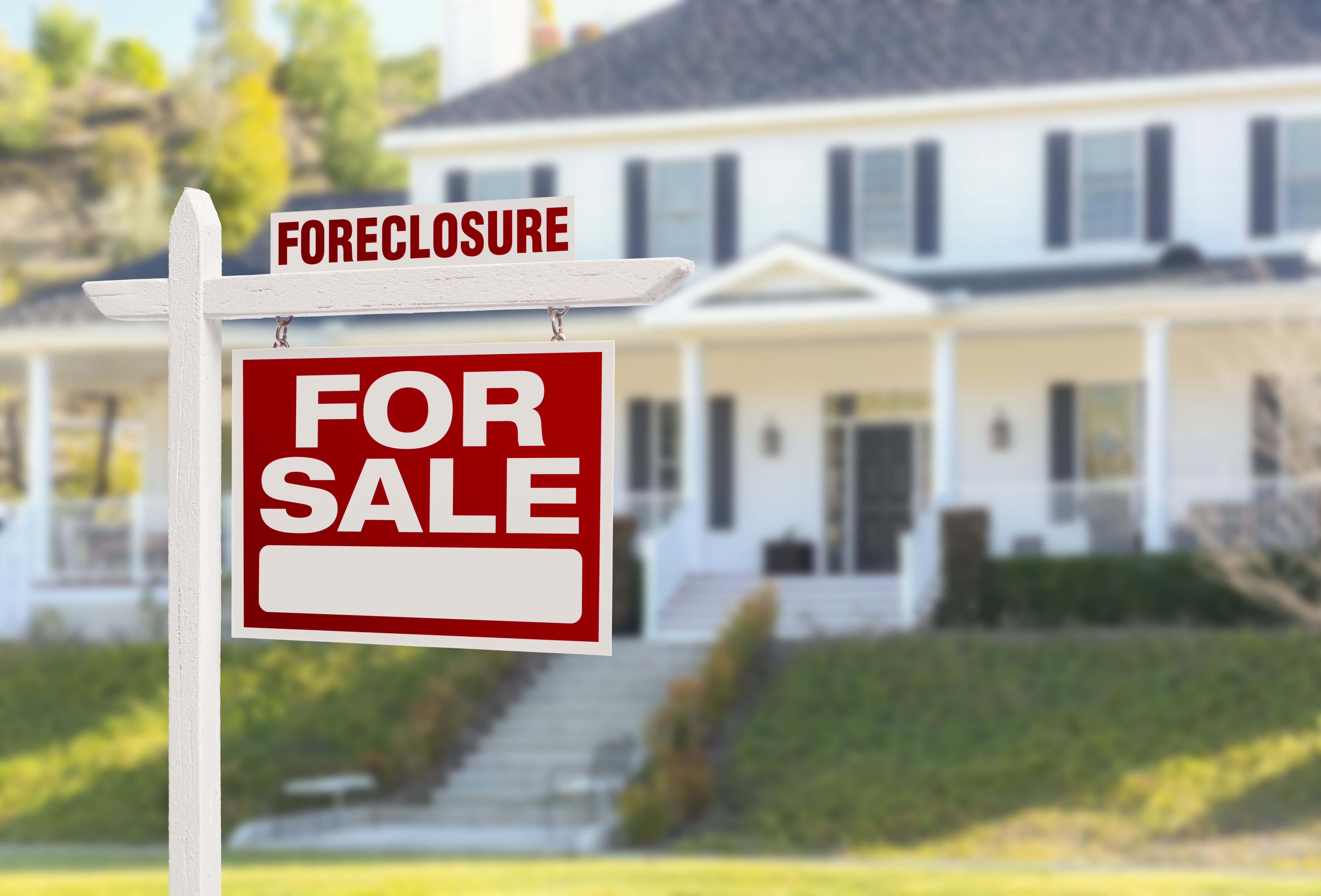 Buying a Foreclosed Home How it Works