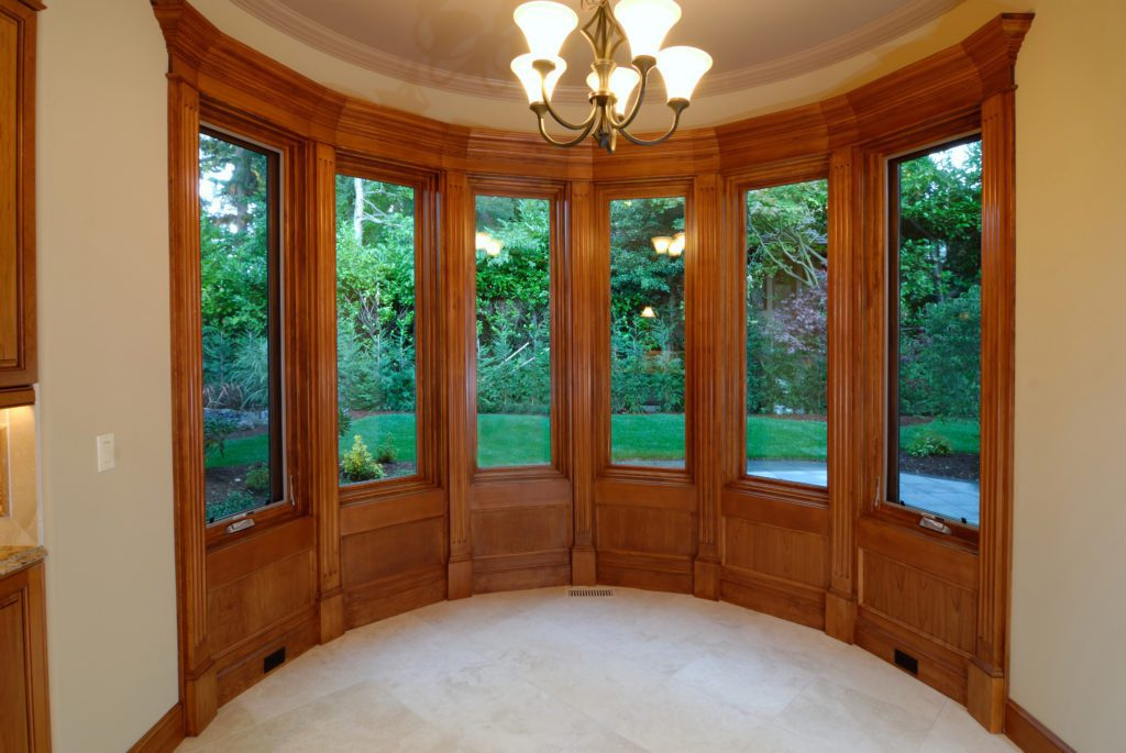 Major Window Types in Luxury Homes